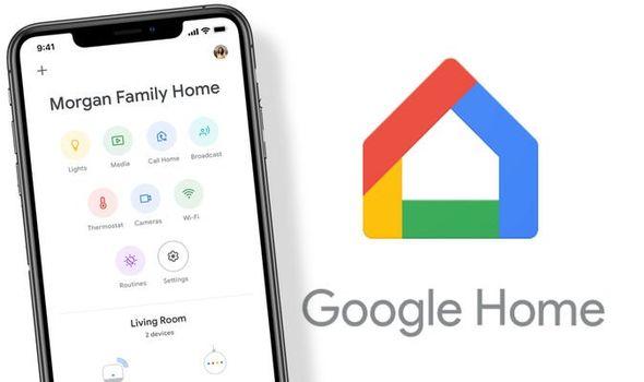 Google Home iphone