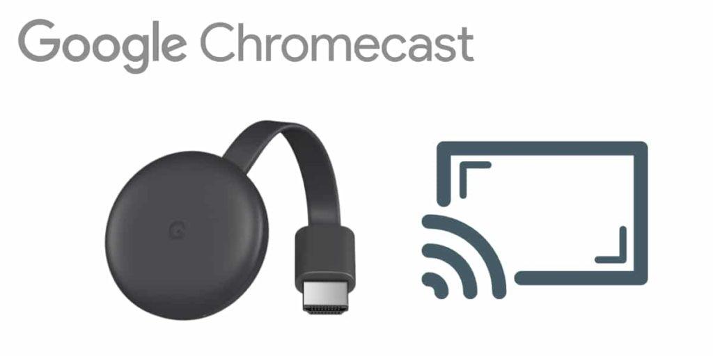 chromecast transmitir iphone