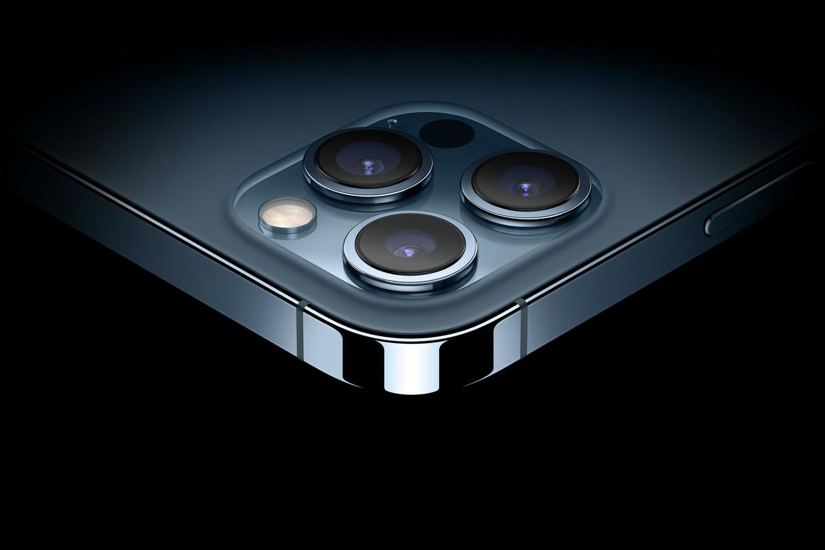 dolby vision camara iphone 12 pro