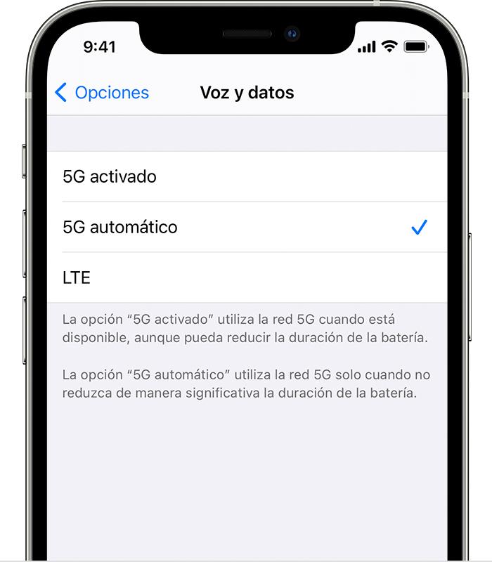 ios14 iphone12 pro settings cellular cellular data options voice data 1