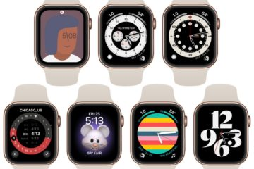 cambiar fondo de pantalla watchface apple watch