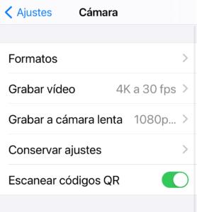 cambiar formato fotos jpeg iphone