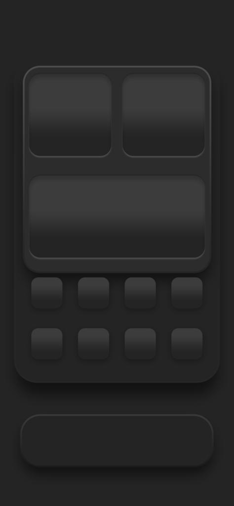 iPhone 12 e 12 Pro 61 polliciDARK