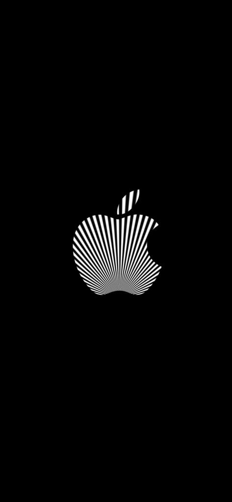 Apple Tower Theatre wallpaper basicappleguy idownloadblog Apple logo iPhone wite