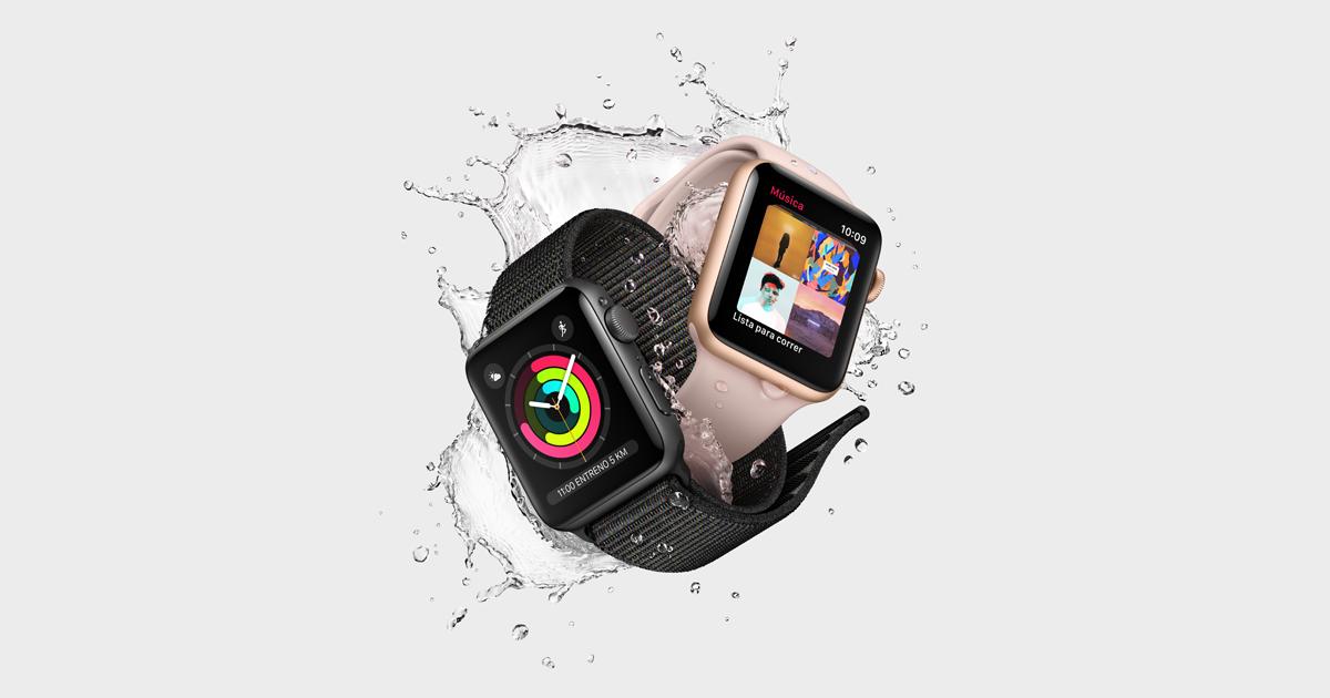 comprar apple watch series 3 en 2021