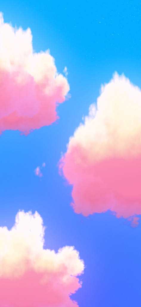 fantasy cloud iphone wallpapers Mirac iDownloadBlog skyhigh