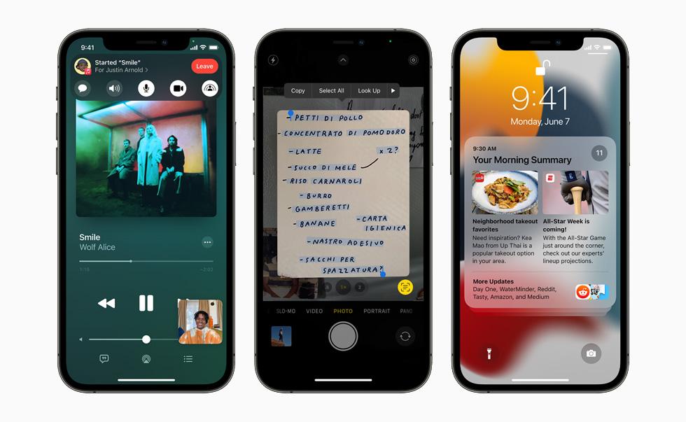 ios 15 modelos de iphone compatibles 1
