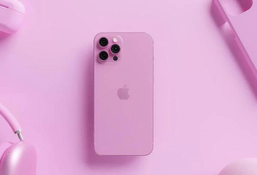 iphone 13 en color rosa 1
