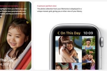 modo retrato watchface apple watch