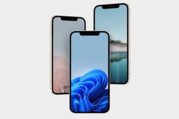 fondos de pantalla iphone windows 11
