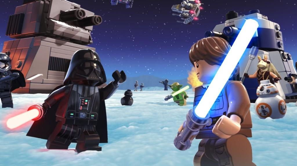 LEGO Star Wars Battles descargar Apple Arcade