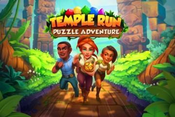 Temple Run en Apple Arcade