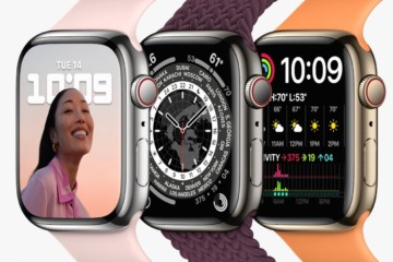 Apple Watch Series 7 esferas