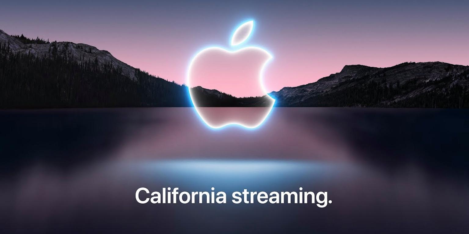 California streaming iPhone 13
