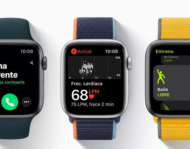 Estudio Standford pulsometro Apple Watch