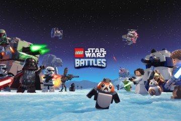 LEGO Star Wars Battles Apple Arcade