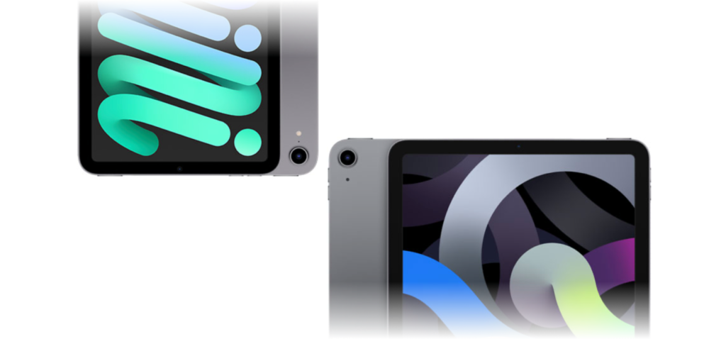 camaras iPad mini 2021