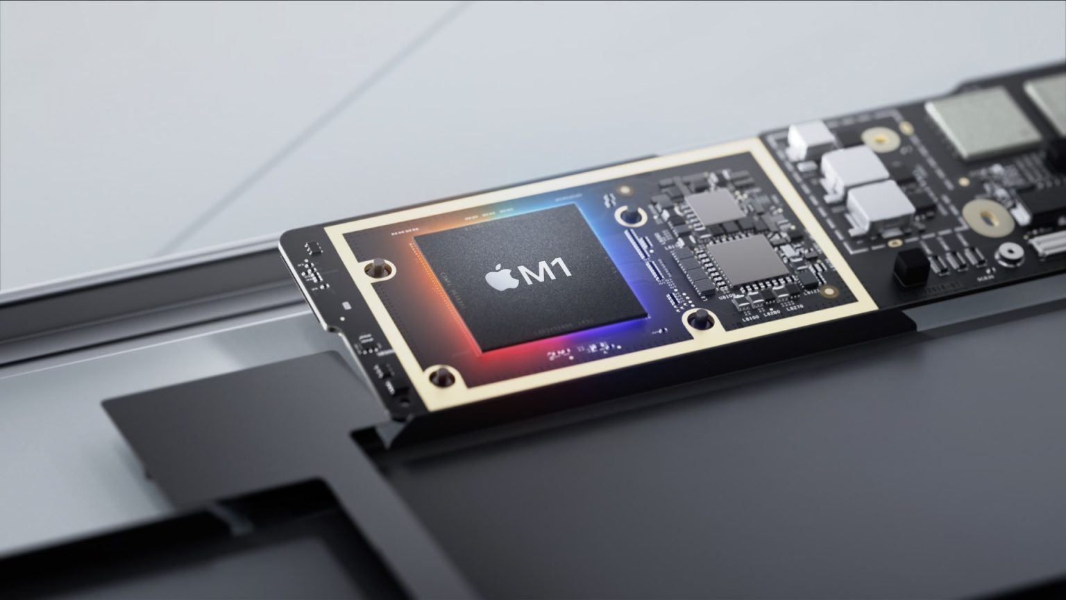 Apple chip M1 Apple Silicon