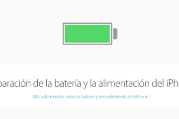 cambiar la bateria del iphone