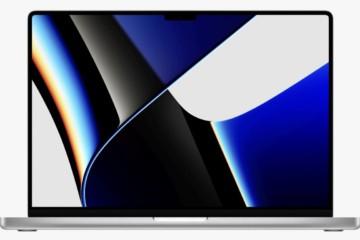 macbook pro 2021 m1 max magsafe notch
