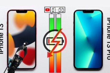 test bateria iPhone 13 Pro con ProMotion